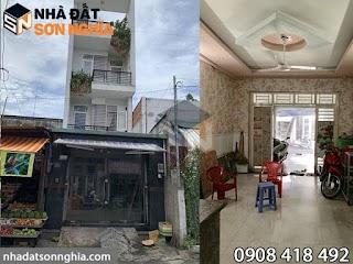 Bán nhà mặt tiền đường số 3 phường 9 Gò Vấp - 4x20m giá 8,45 tỷ ( MS 040 )
