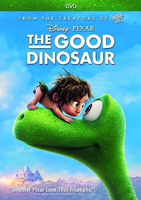 The Good Dinosaur [DVD9] [Latino]