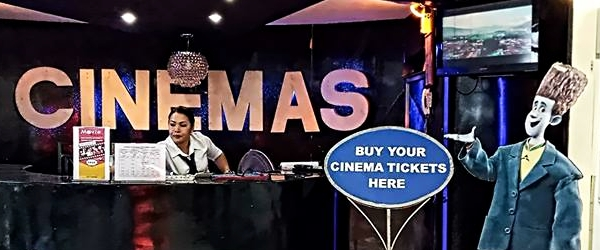 A. Bichara Silverscreens Cinema
