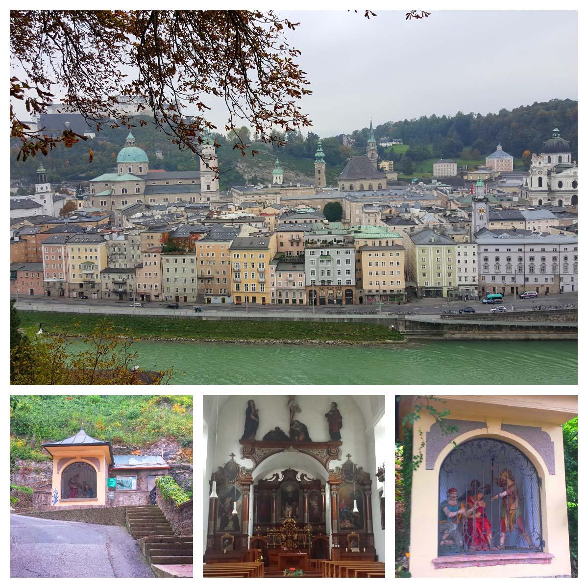 O que fazer em Salzburg no outono