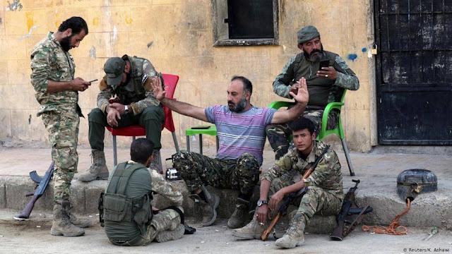 """""""Οι Ευρωπαίοι θα πληρώσουν για τη Συρία"""""""