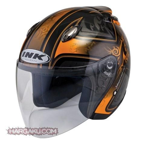 Galeri Gambar Helm INK Open Face Terbaru 2013  Cara Harga