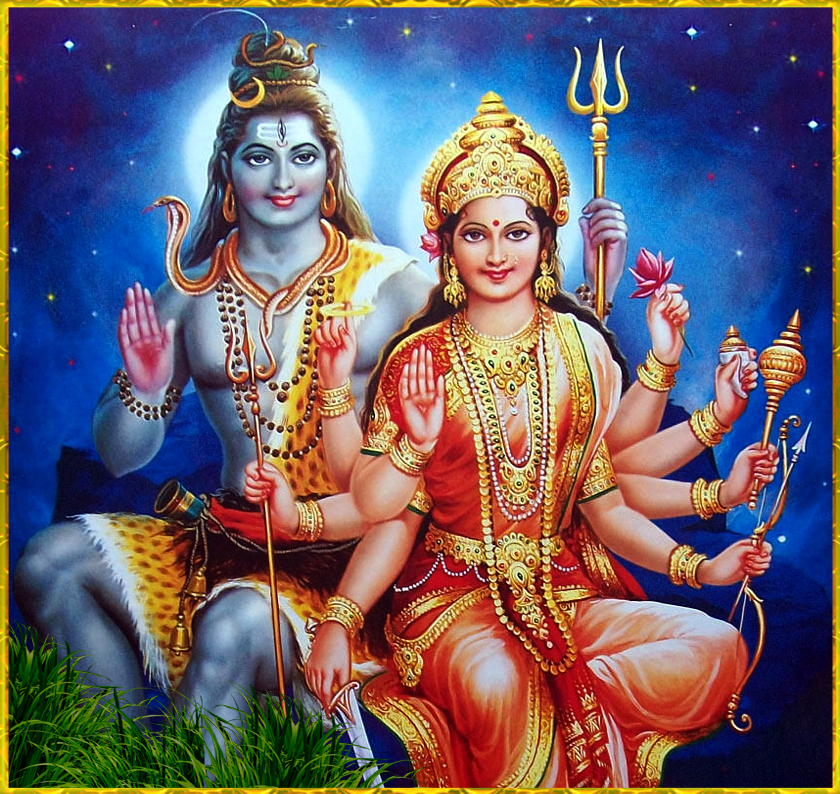 Shiva and Parvati - Symbol of Love, Devotion and ... |Shiva Parvati Love Wallpaper