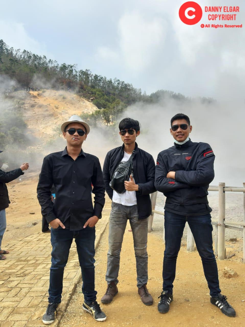 Danny Gaida Tera ELgar, Hendy Setiawan, Bayu Prasetyo Aji