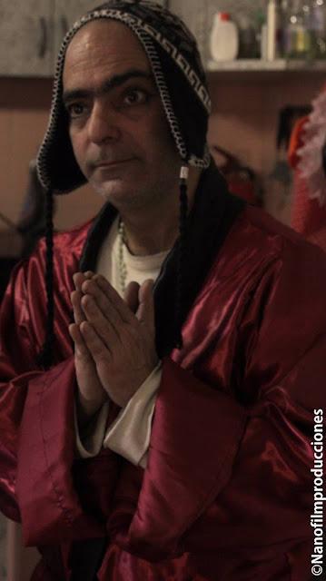 Cine: El vende humo, un film de Ruth Gomez, con Vic Cicuta