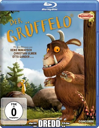 The Gruffalo (2009) Dual Audio 720p