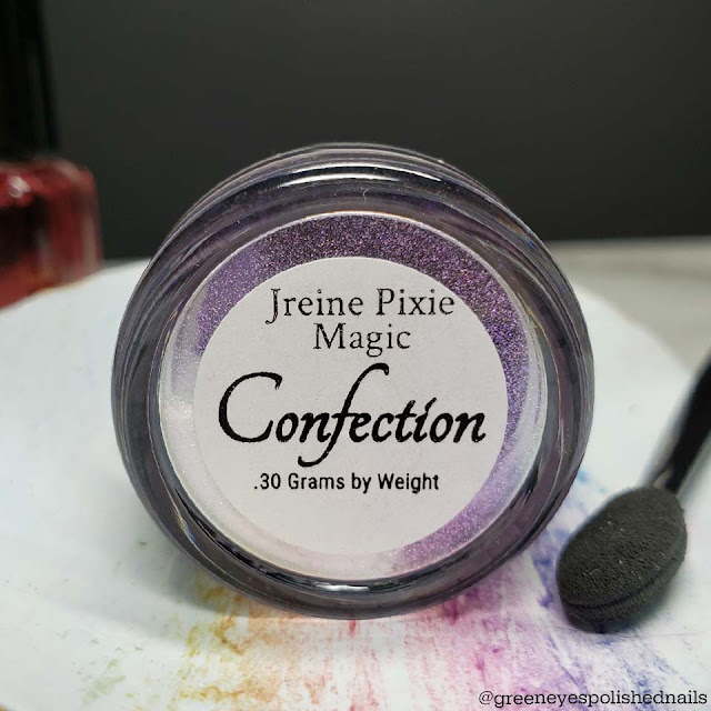 JReine Confection Pixie Magic Kit - May 2020 Polish Pickup Candy Land