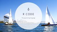 R code