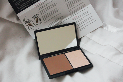sleek duo face contour kit review on francescasophia.co.uk