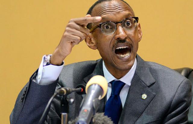 Rwandan President, Kagame fires 2 Governors over accountability