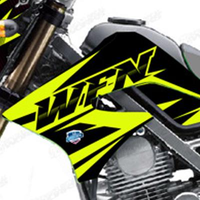 KLX 150 - WFN Flo