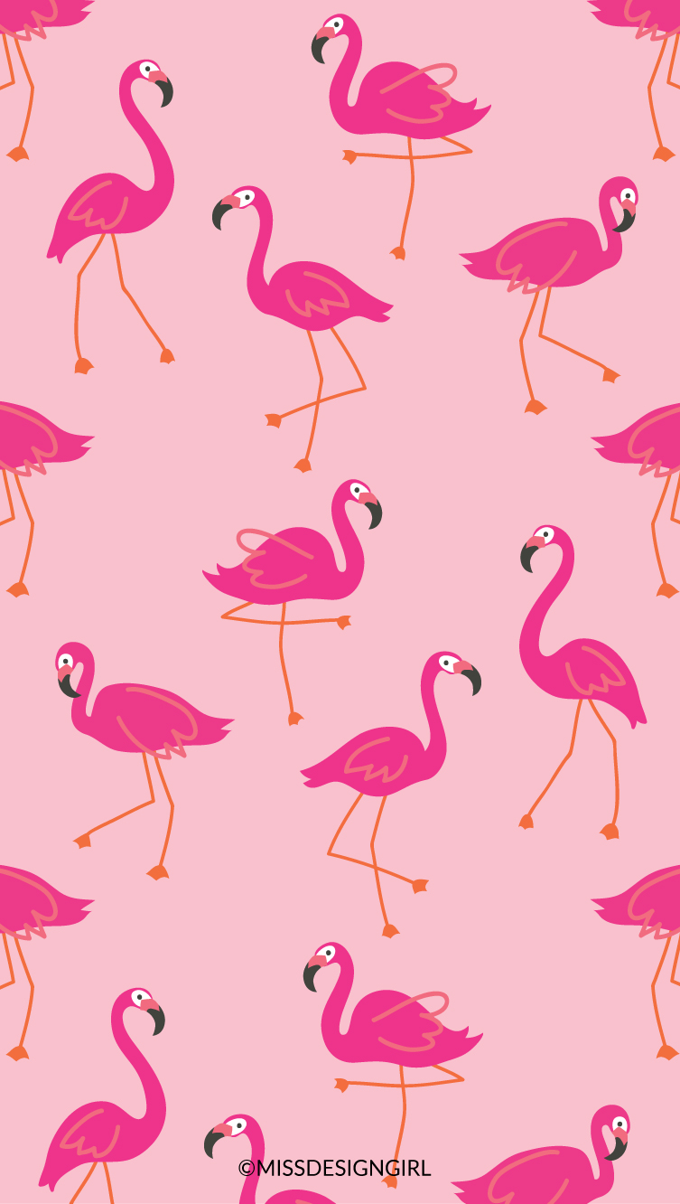 Background flamingo flamingos iphone wallpaper wallpaper -  Use As Wallpaper 3 Adjust The Perspective Until You Have Flamingo
