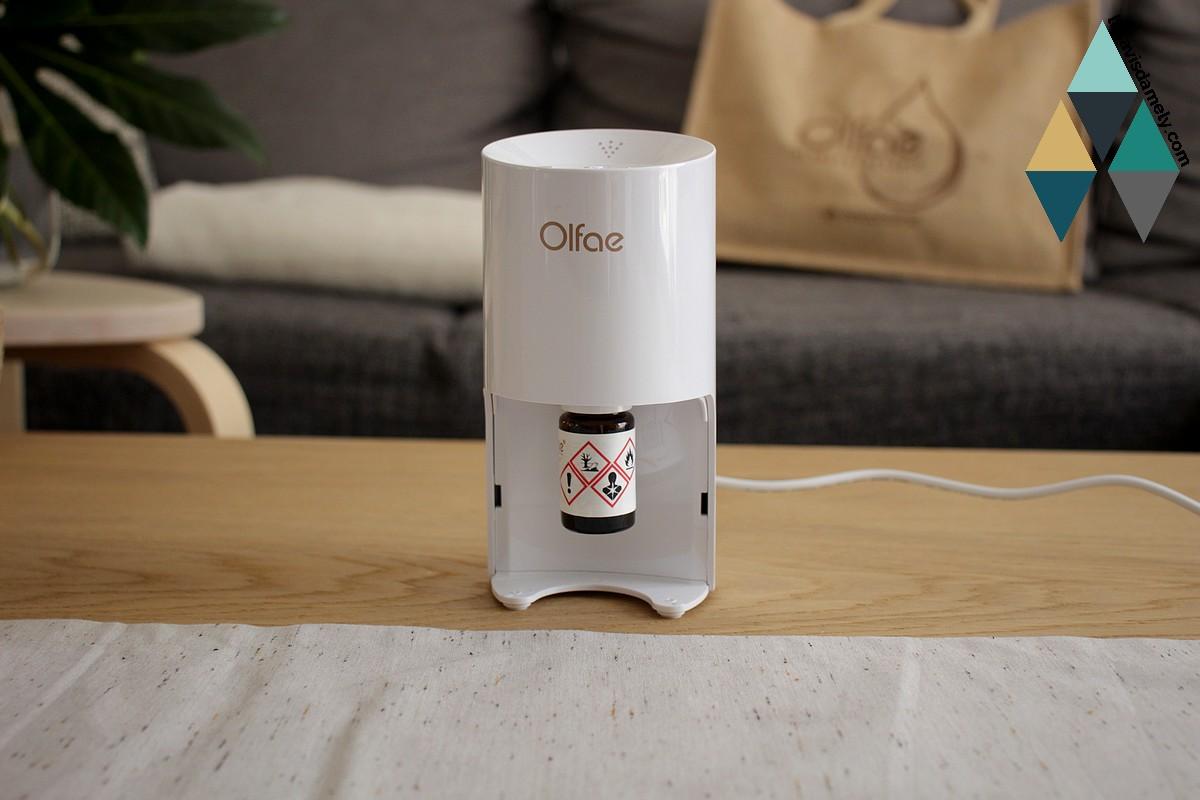 revue bien être diffuseur nébulisateur olfae arkopharma