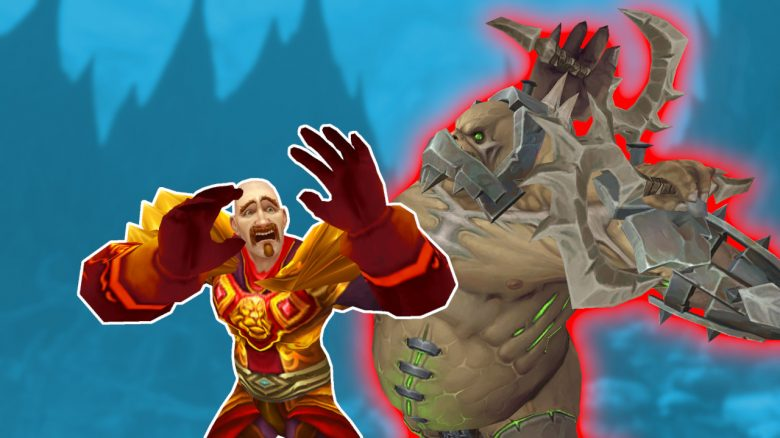 The Bursting / Explosive Week is now running in WoW - The best Mythic + and tips
