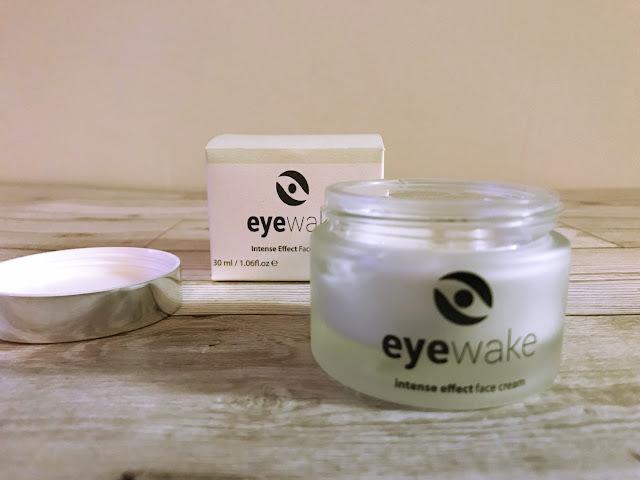 Eyewake Intense Effect face cream