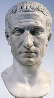 Caesar won power after a war spanning four years