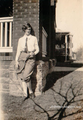 Friend of Velma Davis at Harrisonburg Teachers College 1924