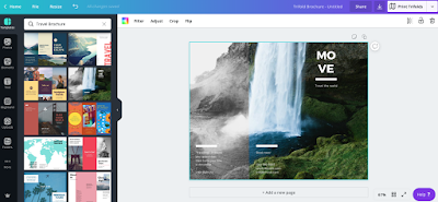 Canva Adds New Trifold Design Templates 2