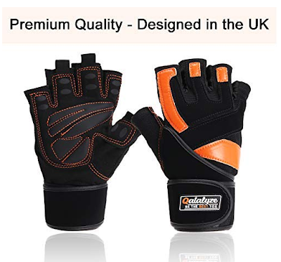 Qatalyze Gym Gloves For Workout Unisex