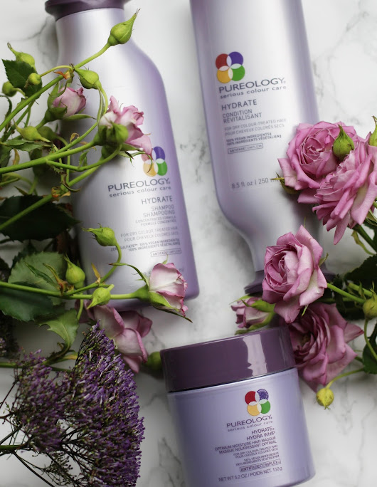 Pureology Hydrate: Sulphate-Free Hair Fix