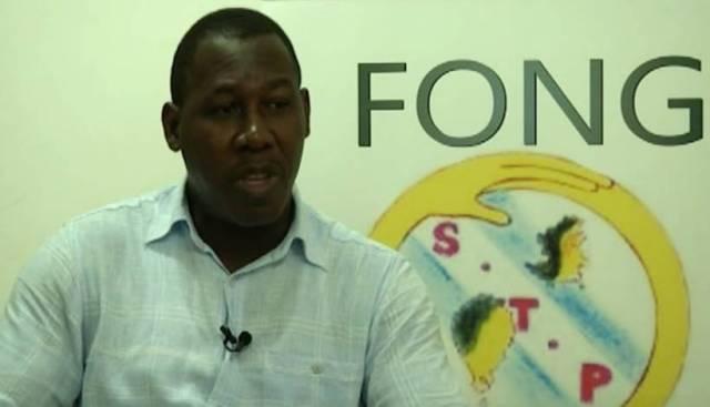 Resultado de imagem para Eduardo Elba, Director Permanente da Fong-STP,