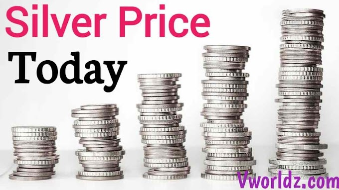 Silver Price - Check Latest Silver Price Today In India
