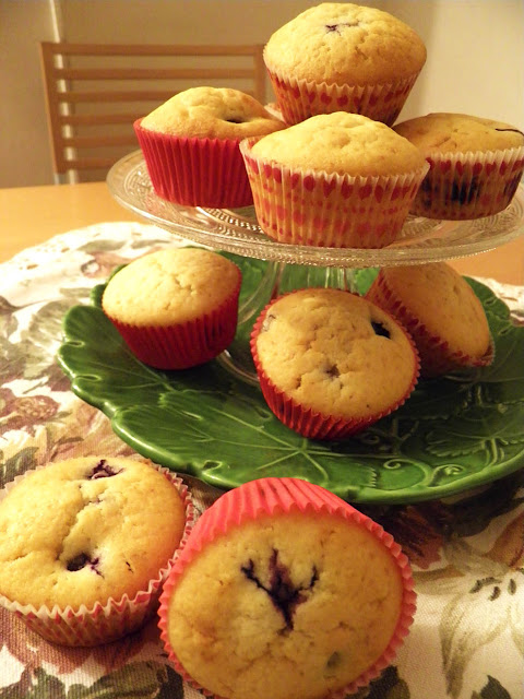 blueberry-cheese-muffins, muffins-de-arandanos