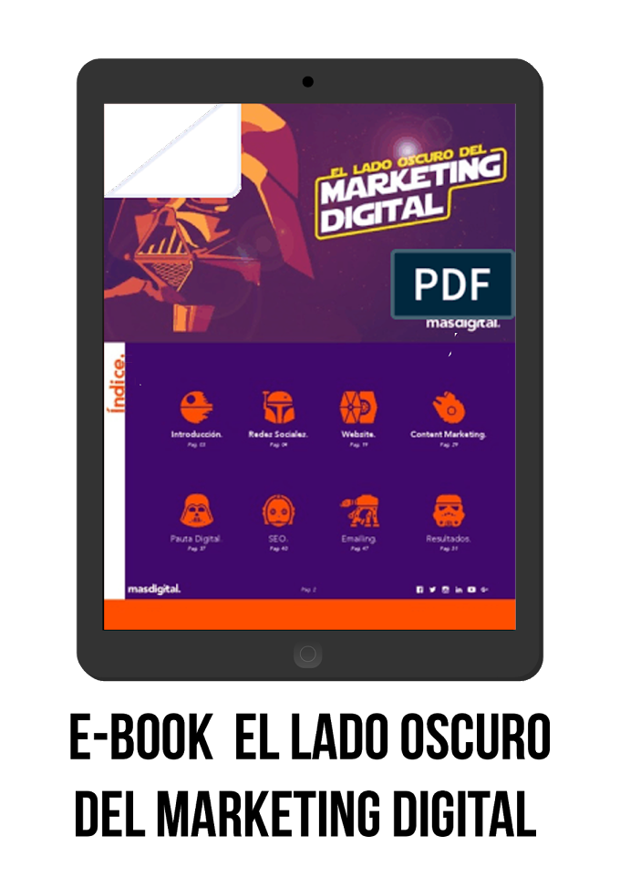E-book el lado oscuro del marketing digital