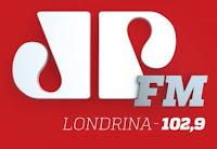 Rádio Jovem Pan FM 102,9 de Londrina PR