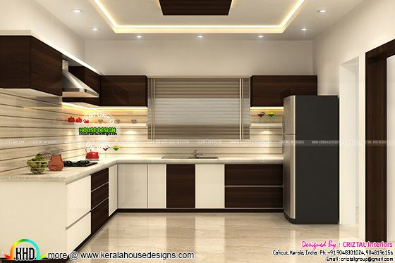 Kitchen interior calicut