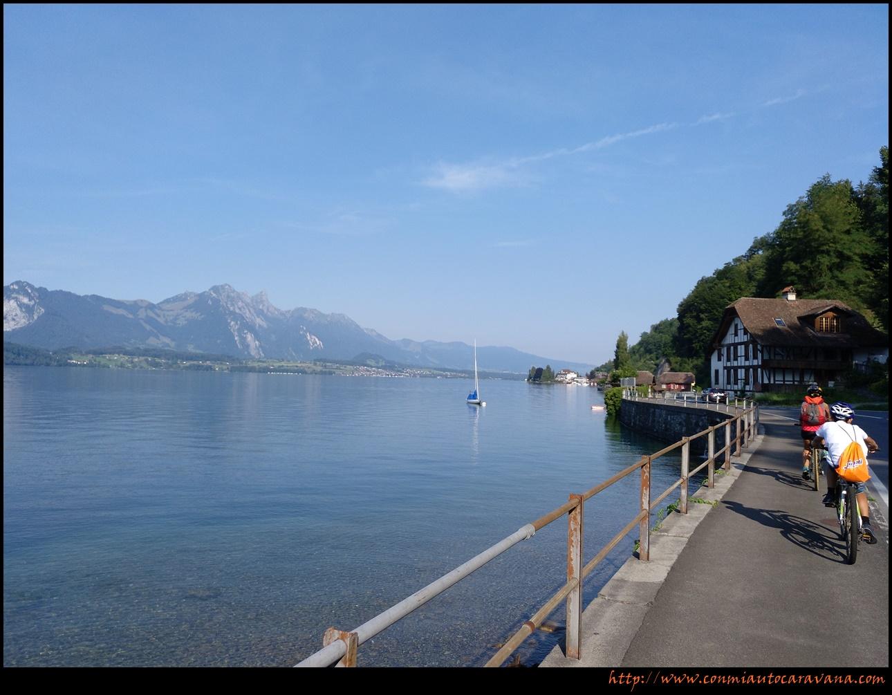 Importantes Ríos De Suiza: Con Mi Autocaravana: Suiza, Un País Lleno De Ríos Y Lagos