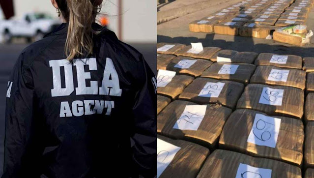 Danielle Dreyer es la Agente de la DEA que se infiltro en el Cartel de Sinaloa y se codeo con los altos mandos