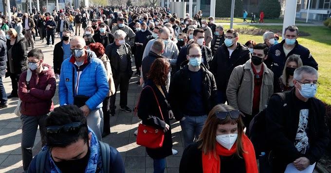 A tömeges oltás után végre enyhíthetnek Szerbiában