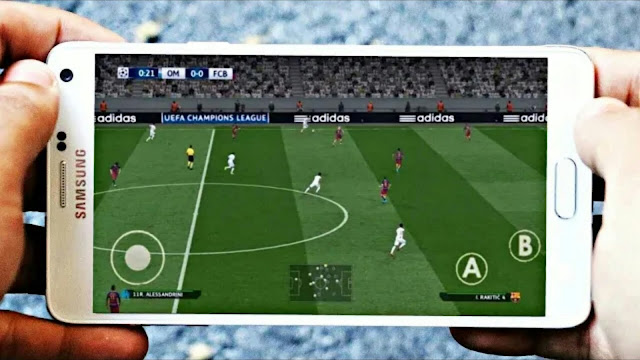 PES 2019 Lite Android Offline 150 MB Best Graphics