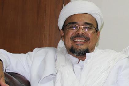 Ceramah Habib Rizieq Yang Diperkarakan Mahasiswa Katolik, Katanya Dianggap Melecehkan