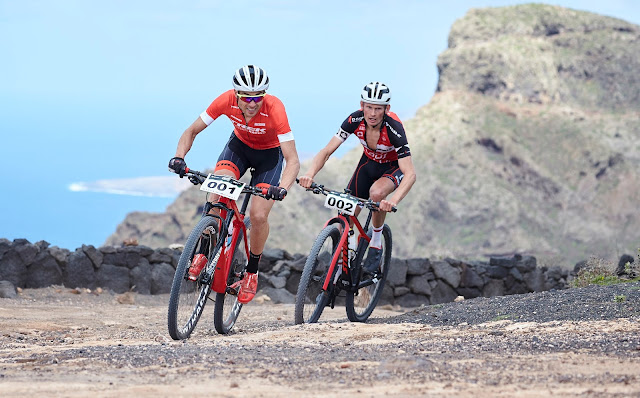 Mantecon 4 Stage MTB Lanzarote