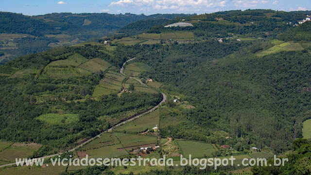 Mirante Dal Castel, Monte Belo do Sul, RS