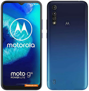 Motorola Moto G8 Power Lite Price in India