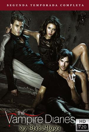 The Vampire Diaries Temporada 2 [720p]  [2010-2011]Latino [Google Drive] GloboTV