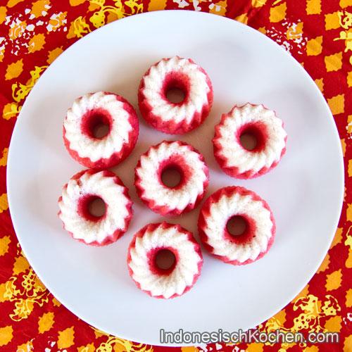 Kokoshupf Kuchen indonesisch