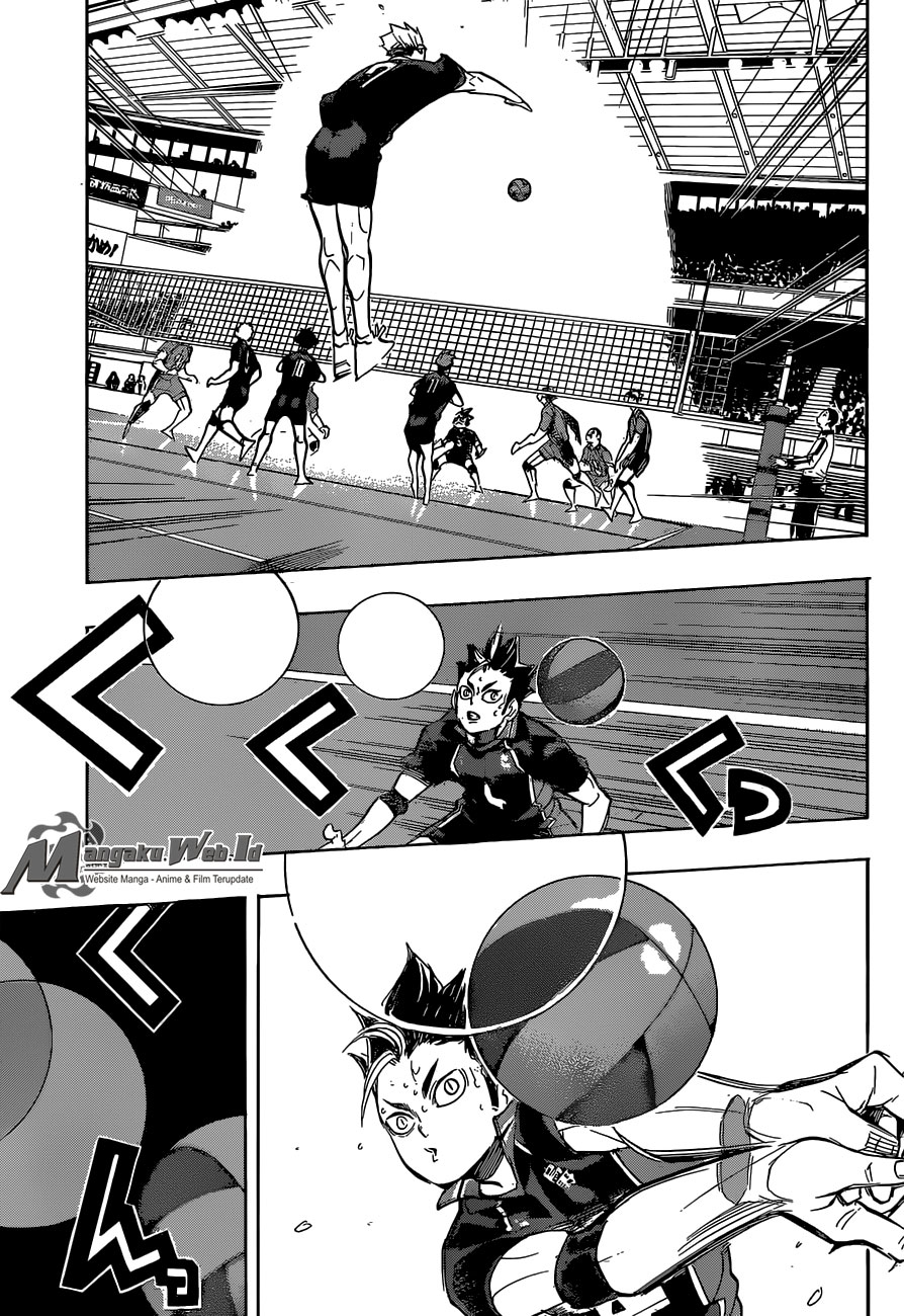 Haikyuu Chapter 270-6
