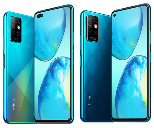 Infinix Note 8 Launched, with 64MP quad rear cameras, Helio G80 Gaming Chipset