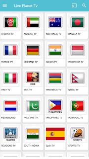 LivePlanetTV v1.3 Latest APK is Here!