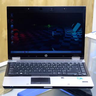Jual Laptop HP EliteBook 8440p Core i5 di Malang