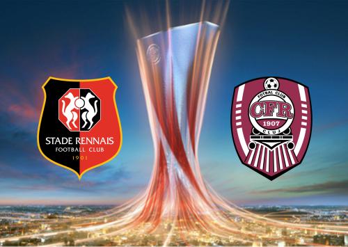 Rennes vs CFR Cluj -Highlights 24 October 2019