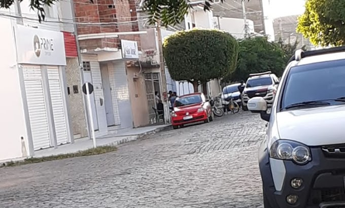 Homem tira sua própria vida com tiro de revólver na cidade de São Bento