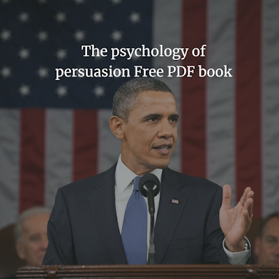 The psychology of persuasion PDF book