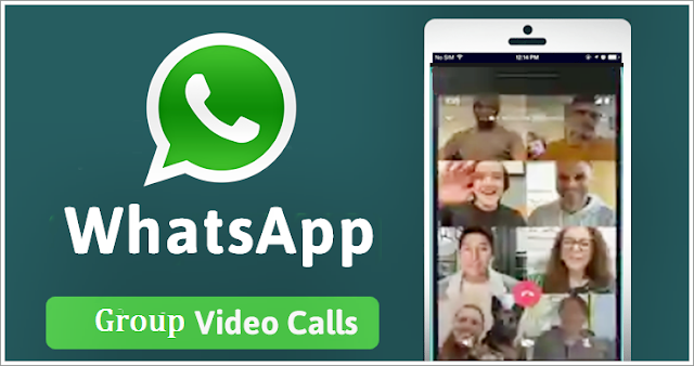 WhatsApp's eight-man video calls are currently accessible to everybody