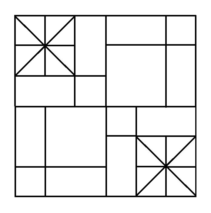 clover amp violet mdash pinwheel toss tutorial hopscotch diagram