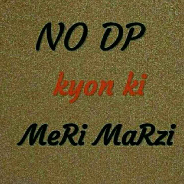 No Dp Whatsapp DP Profile Picture for girls and boys